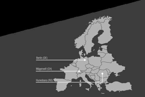 hadimec- Standortkarte EU