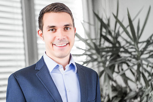 hadimec- Salesteam - Michael Wiederkehr